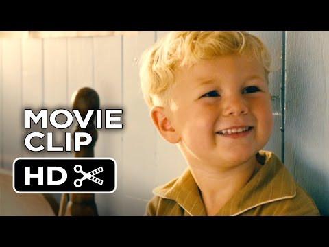 Little Boy Movie CLIP - Partners (2015) - Tom Wilkinson, David Henrie Movie HD
