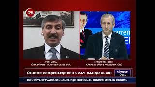 Gündem Özel | Nuri Ünal Türk Diyanet VakıfSen Bşk
