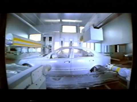 Mercedes-Benz: Designing, engineering and production (Part 1/3) [HQ]
