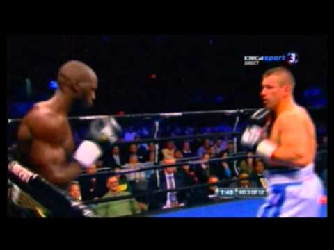 Tomasz Adamek vs Steve Cunningham II WALKA Fight 3 Round 22-12-2012 Boxing