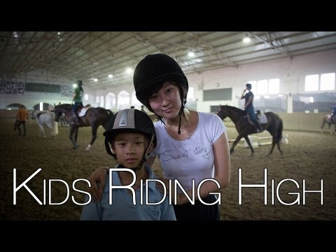 Kids Riding High