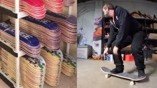 ADIML 11_ 400 Skateboards!