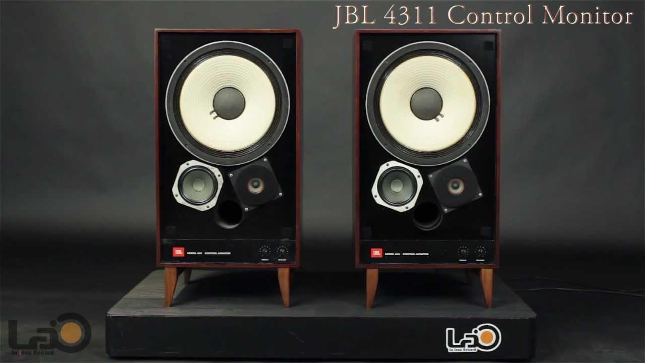 JBL 4311 Control Monitor