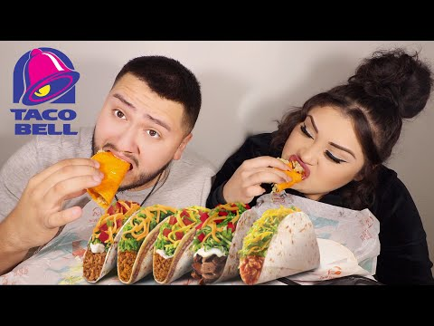 TACO BELL NACHO FRIES AND TACOS WITH STEVEN SUSHI thumbnail