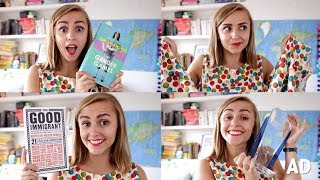 AUGUST FAVOURITES 2017 | Hannah Witton