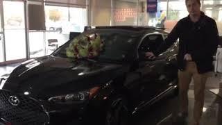 Gerald's Veloster @ Tameron Hyundai in Hoover
