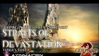 Jumping Puzzle – Straits of Devastation (Vizier's Tower) + vista + skillpoint