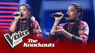 Isurindi De Silva   Waren Heen Sare Knockouts   The Voice Teens Sri Lanka