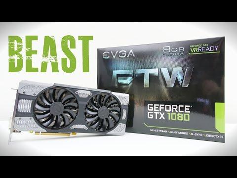 EVGA GTX 1080 FTW - Review + Benchmarks!