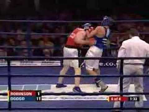 Anthony Ogogo vs Luke Robinson - Senior ABA Final - 69kg