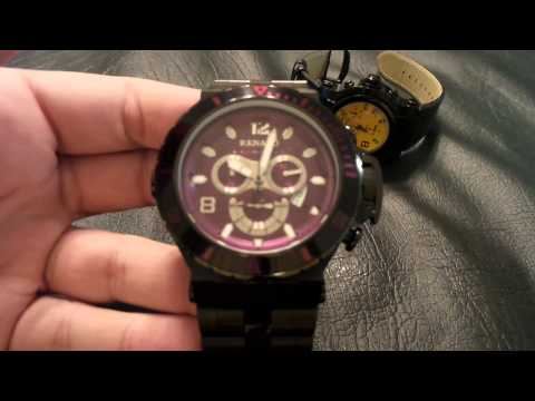 Renato watch review