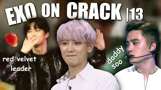 EXO ON CRACK |13 daddy-soo