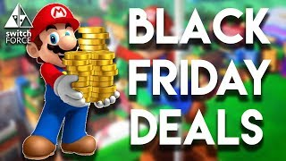 Switch Black Friday Deals You Should Know About!