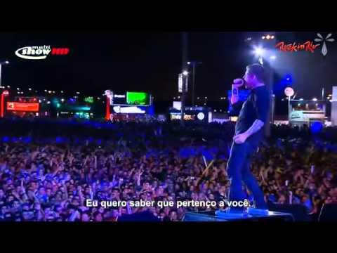 Stone Sour - Say You'll Haunt Me - Rock In Rio 2011 - 24 09 11 - Legendado [06]