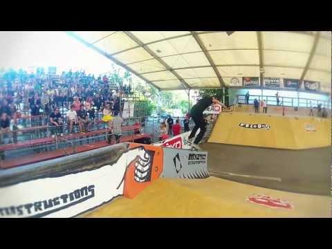 MAXIM HABANEC: MYSTIC SK8 CUP 2012