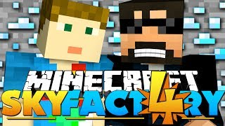 Minecraft: SkyFactory 4 - UNLIMITED DIAMONDS?! [21]