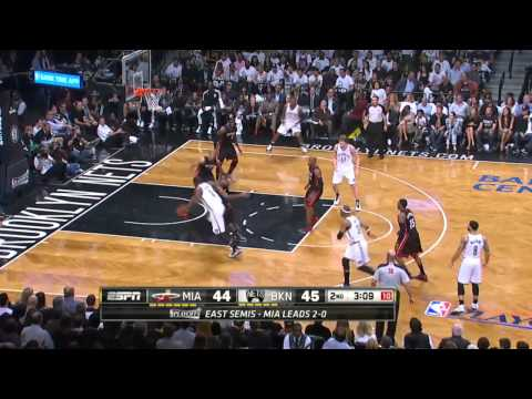 Miami Heat vs Brooklyn Nets Game 3 | May 10, 2014 | NBA Playoffs 2014