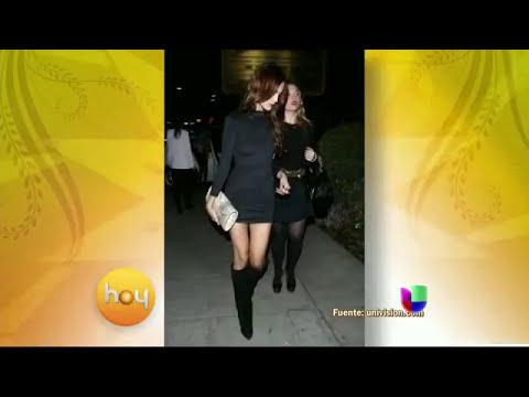 Eiza González dejó ver sus calzones