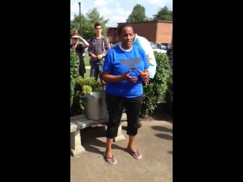 Sumatra Drayton Holloway High School Ice Bucket Challenge