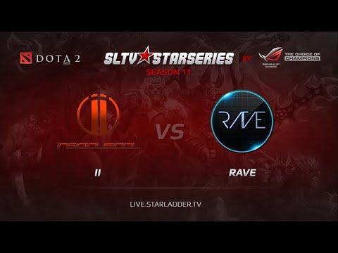 II vs RaVe Starladder XI  SEA Day 8