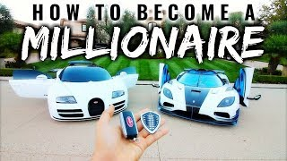 How To Become A Millionaire (MUST WATCH!)