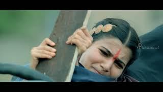 10 Endrathukulla Movie   Climax Scene   Vikram saves Samantha   Rahul Dev kills his sister Samantha