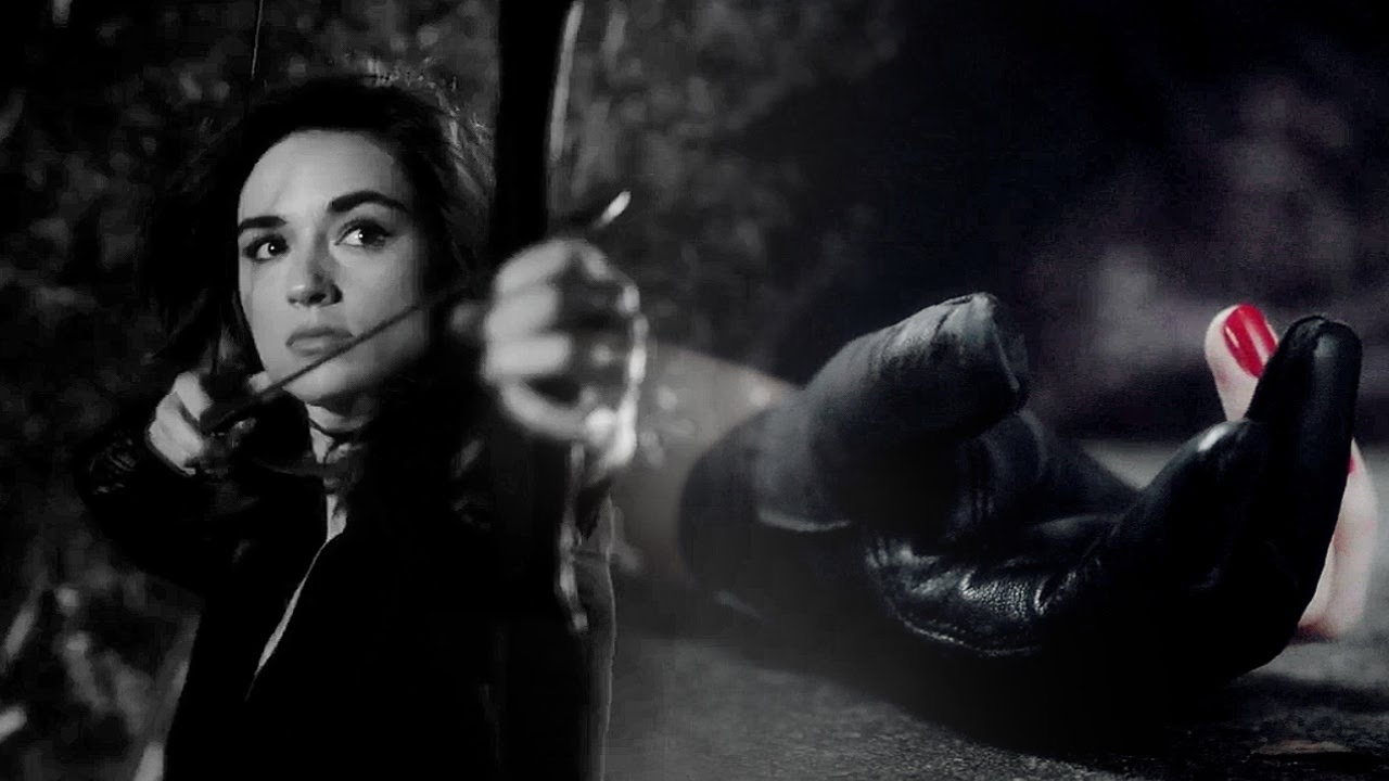 allison argent she died a hero youtube