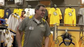 Vince Gill new job with the Nashville Predators