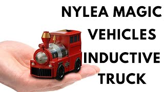Nylea Magic Vehicles Inductive Truck Review 2018   Original  Magic Inductive Toy Truck