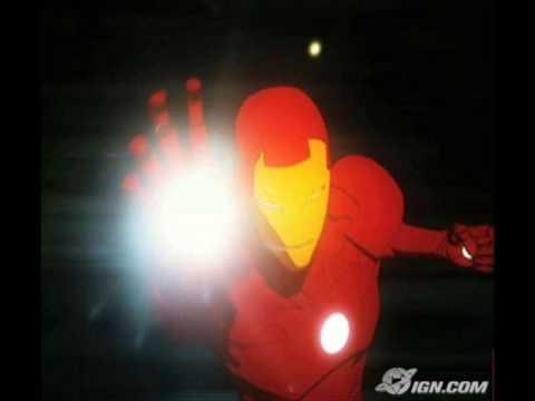 Iron man Armored Adventures full intro