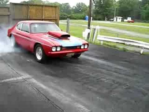 1974 Mercury Capri For Sale. mercury capri 454 twin turbo