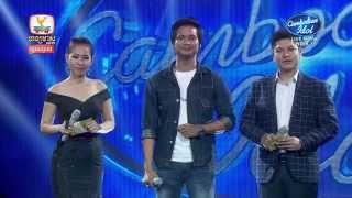 Cambodian Idol   Live Show  Week 1   ម៉ៅ ហាជី