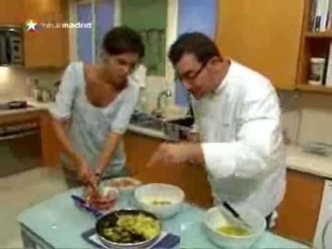 SOS Cocinero: Sergio cocina una tortilla de patata con Gigi