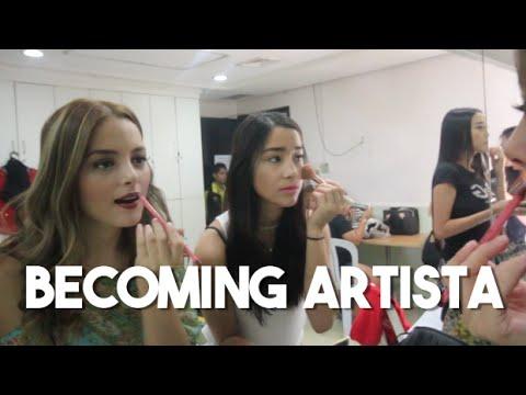 Becoming Artista (Philippine Showbiz)