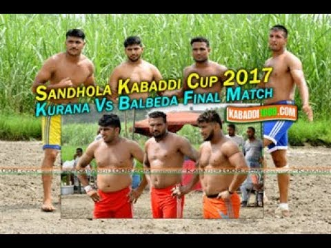 Kurana Vs Balbeda Vs Final Match At Sandhola