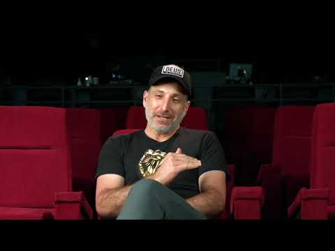 First Feature By Deluxe: ROB LETTERMAN (director, Detective Pikachu)
