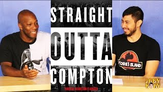 STRAIGHT OUTTA COMPTON Discussion with Jaby and Syntell!