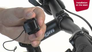 SIGMA SPORT // BC 14.12 ALTI // Installation video (EN)