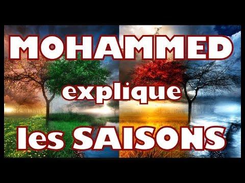Fun Islamic Facts n°12 - Mohammed explique les saisons - David Wood en francais