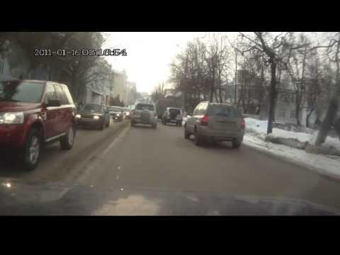авария Владимир 19 02 2013
