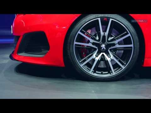Обзор Peugeot 308 R