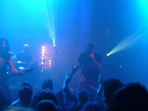 The End Of Heartache - Killswitch Engage live Strasbourg Laiterie