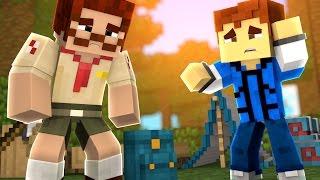 Minecraft Recess - THE SECRET !?