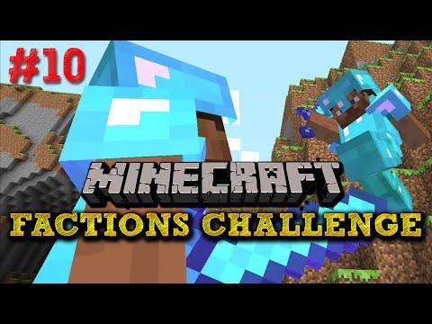 Minecraft FACTIONS CHALLENGE #10 OP RAID Vikkstar vs SSundee Minecraft Faction