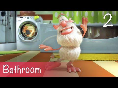 Booba - Bathroom - Episode 2 - Cartoon for kids thumbnail