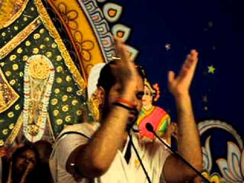 radhe radhe live by gaurav krishna ji