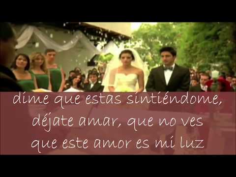 video solo dejate amar kalimba: