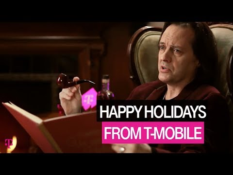 Happy Holidays from T-Mobile CEO John Legere