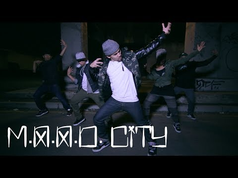 "Vinh Nguyen Choreography | ""m.A.A.d. city"" by Kendrick Lamar | @kendricklamar @v1nh"