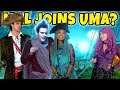 DESCENDANTS 3 FAKE MAL JOINS UMA TO GET THE SPELL BOOK. (Will Evie Stop Her?)